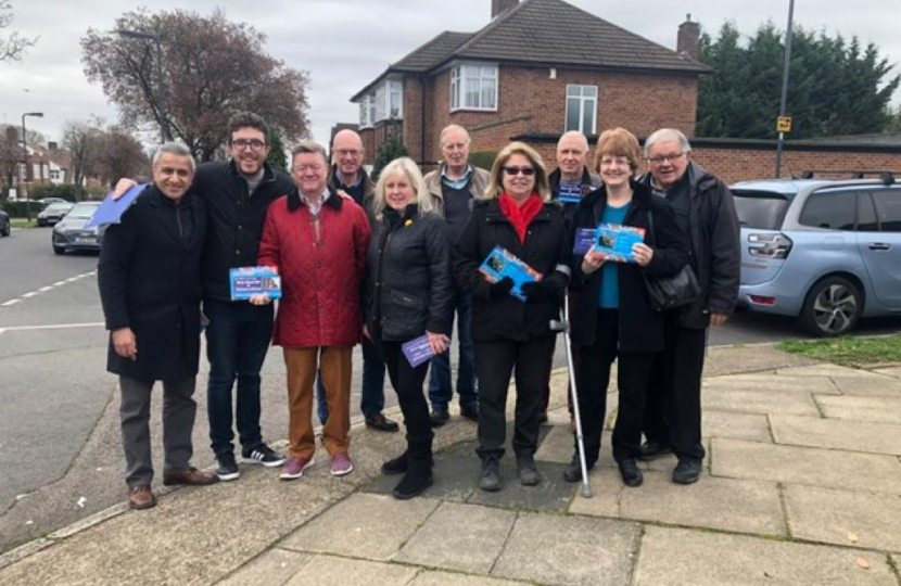 harrow conservatives